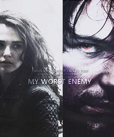 Rose & Dimitri