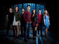 Teen Wolf season 4 cast