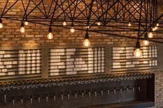 Roister | food and beer culture, Porto Alegre, Brasil / Butiá :: Comercial Architecture - Restaurant