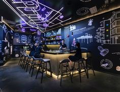 COO hostel and bistro by Ministry of Design