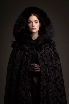"Salem S1 Janet Montgomery as ""Mary Sibley"""