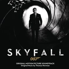 """""""Skyfall"""" movie soundtrack, 2012. Indie Movies, Old Movies, Soundtrack Music, Best Bond, Komodo Dragon, Music Composers, The Best Films, Skyfall, Original Music"""
