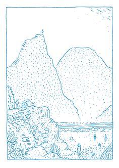 Jean de Wet - Crater Lake, extrait de mini kuš! #20