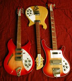 Rickenbacker Guitar, Music Instruments, Musical Instruments