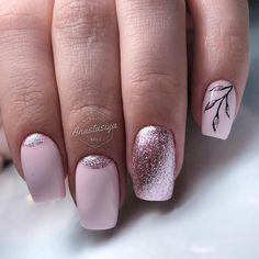 56 Beautiful Short Nail Art Design Ideas To Try In Summer 2019 These trendy Nail Designs ideas would gain you amazing compliments. Check out our gallery for more ideas these are trendy this year. Nail Art Designs, Nail Designs Spring, Acrylic Nail Designs, Acrylic Nails, Manicure, Natural Nail Designs, Nagellack Trends, Latest Nail Art, Short Nails Art