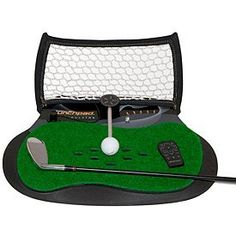 GolfPro Launchpad Home Golf Simulator by GolfPro. $299.95. 2013 GolfPro Launchpad Home Golf Simulator GolfPro Launchpad is new and improved for 2013. GolfPro Launchpad is simply world's best golf simulator for the Home or Office. Simply connect the GolfPro to a free USB port on your compatible PC (XP/Vista/7/8), insert the included software DVD and you will be golfing in minutes.  The GolfPro Launchpad is the significantly enhanced sequel to the award winning Golf La...