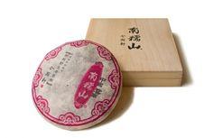 Nannuo Shan Shu Pu-erh spiced tea