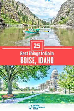 Boise Idaho, Land Of The Free, And So The Adventure Begins, Travel Usa, Places To See, Tourism, Things To Do, Vacation, Portland Oregon