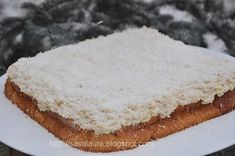 Prajitura Raffaello rapida | Retete culinare cu Laura Sava - Cele mai bune retete pentru intreaga familie Vanilla Cake, Cheesecake, Desserts, Food, Raffaello, Recipies, Tailgate Desserts, Deserts, Cheesecakes