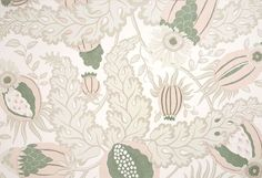 CARNIVAL WALLPAPER→ Christopher Farr Cloth