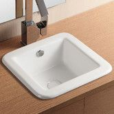 Found it at Wayfair - Caracalla Ceramica II Sink for The Bathroom or Powder Room