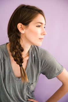 four-way braid