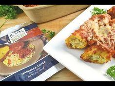 Rada Cutlery: Spicy Sausage Manicotti Recipe | RadaCutlery.com