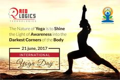 Yoga is about Clearing Away Whatever is in Us that Prevents Our Living in the most full and Whole Day. ..Great Wishes for International Yoga Day.. #yogathings #yoga #योगदिवस