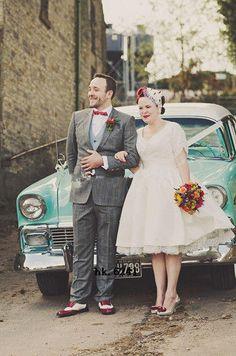 Plus Size 2016 Vintage Tea Length Wedding Dress Bridal Gown Dresses Size 2-28