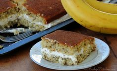 Banana Whoopie Pie Cake *This Recipe was adapted from chocolate whoopi - Powered…