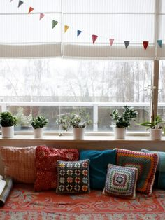 Eclectic Living Room Bohemian Window Treatments Design, Pictures, Remodel, Decor and Ideas - page 4