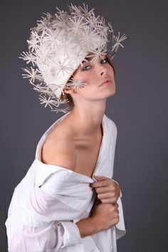 Laurence Bossion hats