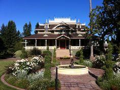 Pollyanna house today photographed by Robert Ruiz