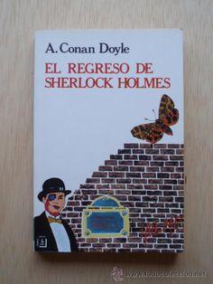 El regreso de Sherlock Holmes de Arthur Conan Doyle