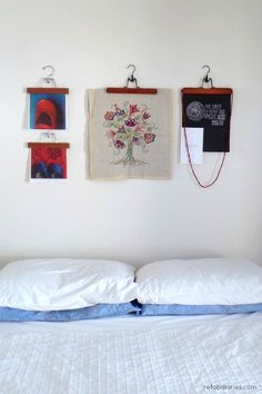ReFab Diaries: Repurpose: Hang on to your Wood Hangers!