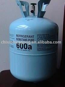 Manipulacion de refrigerantes R-600 y R-600a