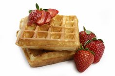 March -- International Waffle Day celebrates the waffle. The holiday originated in Sweden and coincides with the Feast of the Annunciation and the beginning of Spring where it was customary to celebrate with waffles. Waffle Batter Recipe, Waffle Recipes, Sugar Free Pancakes, Pancakes And Waffles, International Waffle Day, Nutella, Belgian Cuisine, Strawberry Waffles, Waffle Mix