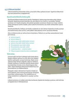 Liikunnalliset perustaidot -kerhovihko