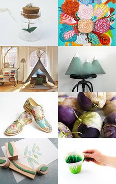 Spring in your step... by Imogen Wilson on Etsy-- https://www.etsy.com/shop/findimogenwilson