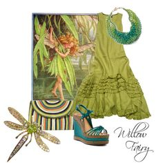 """""""Willow Fairy"""" by moodycat on Polyvore"""