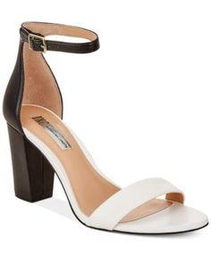 88737c586b0 Inc International Concepts Kivah Block Heel Dress Sandals
