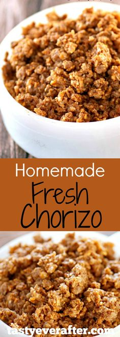 So delicious and easy to make, you'll never buy the pre-made grocery store version again!  Can store leftovers in the freezer for up to 4 months.