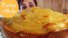 TORTA DI MELE SOFFICE Yogurt & Vaniglia Ricetta Facile - Soft Apple Cake...