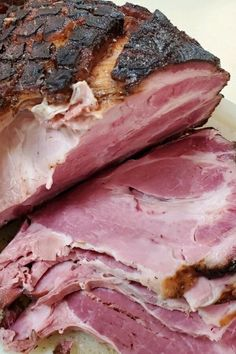 """Home-Cured Holiday Ham 
