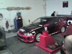 811bhp Evo 5 UNREAL DRAG CAR ROLLING ROAD!!!!!!! Mitsubishi V not a 6 8 ...