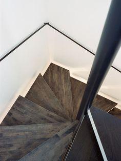 House K by Hiroyuki Shinozaki #architecture #residential #stairs