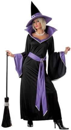 The Glamour Witch Costume