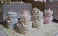 ♡ ♡ Las miniaturas y el vintage
