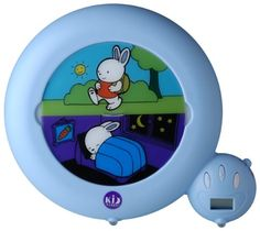 Does your toddler wake up early? In those early hours where you would give anything to get that extra half hour sleep? A toddler alarm clock or a simple timed night light works wonders! Toddler Sleep, Kids Sleep, Baby Sleep, Heidi Klum, Toddler Alarm Clock, Sleeping Bunny, Classic Clocks, Amazon Baby, Amazon Fr