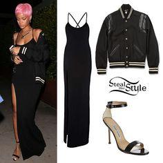 Rihanna leaving Giorgio Baldi in LA, May 18th 2014 - photo: JustJared