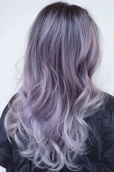 Exposition of Purple Hair Color picture1