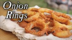 Onion Rings -18th Century Cooking S4E13