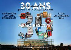 Expo photo : Mémoires Vives – Fondation Cartier