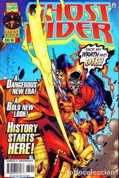 GHOST RIDER #79, MARVEL, 1.996. USA