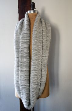 Super Soft Merino Fluted Cowl - Knitting Crochet Sewing Crafts Patterns and Ideas! - the purl bee