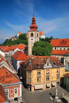 Ptuj is a town in northeastern Slovenia. Traditionally the area was part of the Styria region. Wikipedia