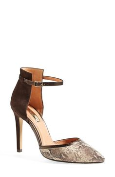 Halogen® 'Marcia' Pointy Toe Pump (Women) available at #Nordstrom
