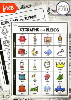 Free Digraph and Ble