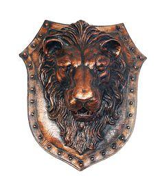 Lion shield-.xx tracy porter-poetic wanderlust