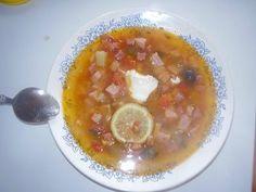 Sopa Solyanka